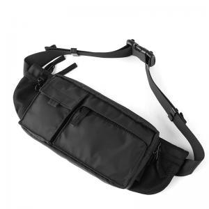 China Nylon Crossbody Water Resistant Running Belt Bag 36x 5x 12CM wholesale