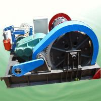 China Hoist winch for river and lake waterworks station wholesale