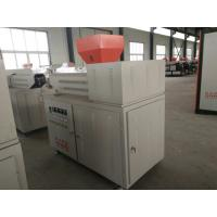 China Pe Pp Waste Granules  Plastic Extrusion Equipment For Blow Molded Plastic Containers on sale