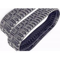 China Lightweight Track Loader Rubber Tracks Wear Resistance 450 * 86 * 55 on sale