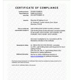 Shenzhen KD LIGHTING Co.,Ltd Certifications