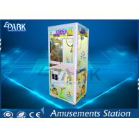 China Cheap Outlook Crane Game Machine Coin Pusher Claw Vending Machine wholesale