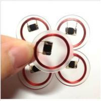 Buy cheap Asset Tracking RFID Clear Tag Read / Write , Contactless Ti 256 RFID Plastic Tag product