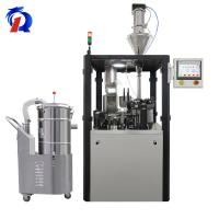 China NJP-1500D Fully Automatic Capsule Filling Machine Filling Rod Holder Adopts The Drawing Card Slot Design wholesale