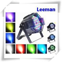 China 5 In 1 RGBWA 15w LED Stage Lighting Battery Powered For Home Party / Ballroom wholesale