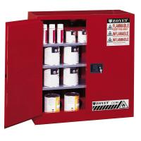 China 30 Gallon Chemical Storage Lockers , Safety Containers For Conbustible Liquids wholesale