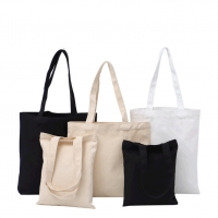 Buy cheap 32cm canvas shoulder bags, different size of Reusable Shopping Bags from wholesalers