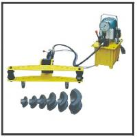 China electrical motor pump operated hydraulic pipe bender on sale