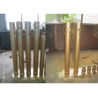 China RE543 Series Down Hole Hammer Easy Flushing High Strength Alloy Material wholesale