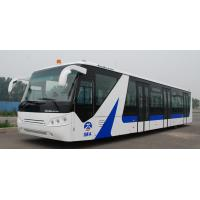 China Airport shuttle bus with 110 passengers 14 seats Cummins engine wholesale