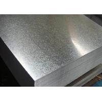 China Build Roofing Hot Dip Galvanized Steel Sheet Sheet Material Thickness 0.13-0.8mm wholesale
