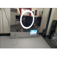 Buy cheap Custom Size Bath Mirror Tv Full HD , Smart Mirror Tv With Android System from wholesalers