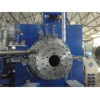 Quality Steel Reinforced PE Winding Corrugated Pipe Extrusion Line for sale