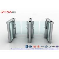 China Access Control Tripod Turnstile Mechanism , Stainless Steel Turnstiles CE Marked wholesale