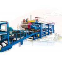 China Automatic Eps Sandwich Panel Production Line With 6 Rows 3KW wholesale