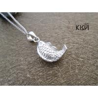 China OEM & ODM 925 silver jewellery pendant with zircon W-VB969 plating with Rhodium wholesale