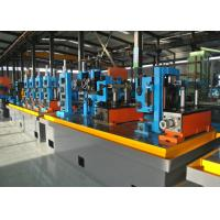 China High Precision Welded Pipe Mill Machine And High Frequency Straight Seam Mill wholesale