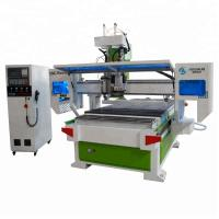 China Furniture Cnc Machine One Boring Group One Head Drilling Milling Machines wholesale