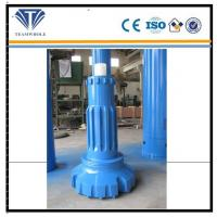 China Reliable DTH Drilling Tools Blue Concave Spehrical Th10 Series Dth Bits wholesale
