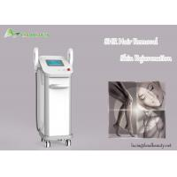 China IPL E-light SHR Hair Removal Machine / OPT SHR IPL/ Fractional RF Wrinkle removal machine wholesale