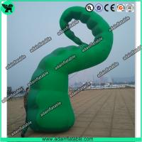 China Giant Event Party Advertising Decoration Inflatable Tentacle Octopus Leg Model wholesale