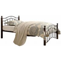 Quality Warm Kids Bedroom Furniture Metal Frame Bed And Mattress Twin Size Platform Bed for sale