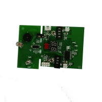 China Touch Button 35mA Foot Massage PCB With Heating Sheet wholesale