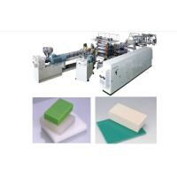 China 1.5-25mm Thickness Foam Sheet Cutting Machine / Recycled WPC Foam Board Machine wholesale