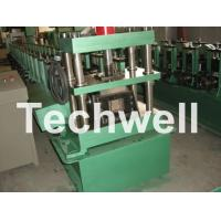 China Steel Storage Rack Beam Box Profile Rack Roll Forming Machine for Shelving Rack Box Beam wholesale