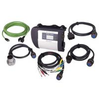China Mercedes Benz  SD Connect Compact4 Star Diagnostic wholesale