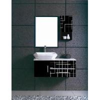 China Stainless Steel Bathroom Cabinet (F-3150) wholesale