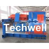 China Active Uncoiling 15 Ton Hydraulic Uncoiler / Decoiler Curving Machine TW-DECOILER wholesale
