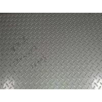 China 10mm Stainless Steel Floor Plate / Stainless Steel Checkered Plate wholesale