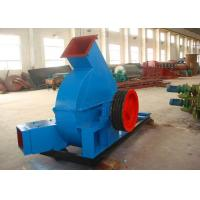China Model 1100 Disc Biomass Wood Chipper Machine With Low Power Consumption on sale