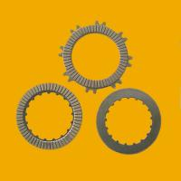 China China factory price C70 motorbike Friction Plate, motorcycle clutch plate for Motorcycle Parts on sale