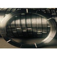 China High Tensile Hot Dipped Galvanized Oval Steel Wire For Farm Fence wholesale