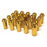 China Custom Universal Car Racing Lug Nuts 50mm Length , Auto Hub Nuts wholesale