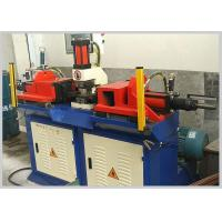 China Double Head Tube Pipe End Forming Machine 110v 220v / 380v Low Power Consumption wholesale