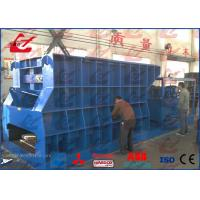 China Full Automatic Horizontal Metal Shear For Heavy Metal Scrap Cutting 5000kg/h Diesel Engine or Motor Power wholesale