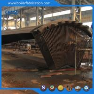China Steel Single High Efficiency Cyclone Dust Collector , Industrial Cyclone Dust Collector wholesale