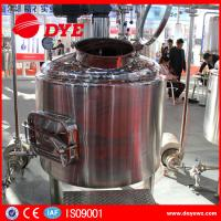 China Popular Micro Home Brewing Equipment Beer Mash Manual Semi - Automatic Full - Auto on sale