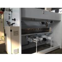Quality High Speed 3 axis - 11 axis CNC Hydraulic Press Brake machines 80T for sale
