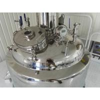 China 600L Gelatin Reactor Three Layers Of Water Bath Heating to 130 degree wholesale