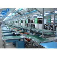 China Microwave Oven Furniture Assembly Line With Automatic Chain Conveyor Transport on sale