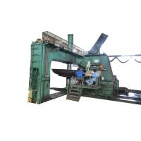 China Flanging Machine /  Φ 6500×40mm Dished End Machine for boilers and separation equipment wholesale