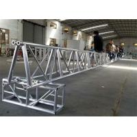 Buy cheap Heavy Duty Folding Aluminum Triangle Truss 4 Millimeter Thickness Longlife Span from wholesalers