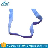 Buy cheap Decorative Coloured Fold Over For Underwear Elastic Binding Tape Good Stretch from wholesalers