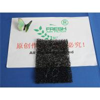 Quality Waste Gas Absorption Activated Carbon Filter Media Smooth Without Crack for sale