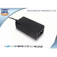 China Use Black 15V 1.5A AC DC Desktop Switching Power Supply With AC Cable wholesale