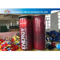China Pure PVC Advertising Inflatables , Airtight Inflatable Can Model For Sale wholesale